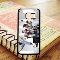 One Direction Best Song Ever Boyband Star Samsung Galaxy S6 Case