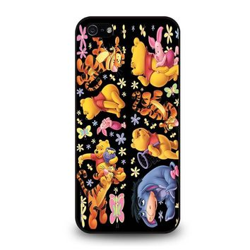 WINNIE THE POOH AND FRIENDS iPhone 5 / 5S / SE Case Cover