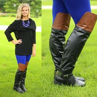 The Best Of Both Worlds Riding Boots