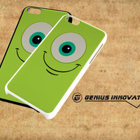 Disney Mike Wazowski Monster Inc Samsung Galaxy S3 S4 S5 Note 3 , iPhone 4(S) 5(S) 5c 6 Plus , iPod 4 5 case