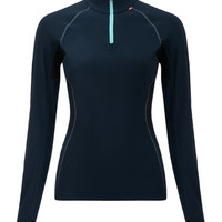 Body Map Thermal Top | long sleeved tops | Sweaty Betty