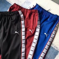 PUMA Originals Fashion Casual Running Leggings Sweatpants G