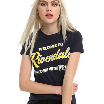 Riverdale Town With Pep Girls T-Shirt