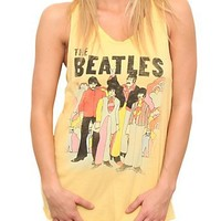 Junk Food Clothing - Women's New Arrivals - All - The Beatles Easy Rider Tank