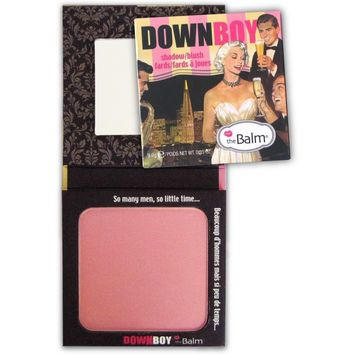 theBalm Cosmetics Down Boy