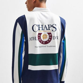 Chaps Colorblock Rugby Shirt | Urban Outfitters