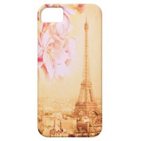 iPhone 5/5S, Barely There Case, Paris from Zazzle.com