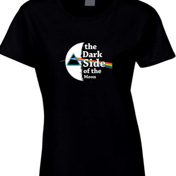 Pink Floyd The Dark Side Of The Moon Womens T Shirt