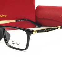 Cartier sunglass AA Classic Aviator Sunglasses, Polarized, 100% UV protection [2974244849]