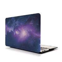 for Macbook Air 13 Case Pro 15 Retina 12 galaxy cases Matte Hard Laptop air 11 Cover Space Star sleeve for macbook pro 13 case