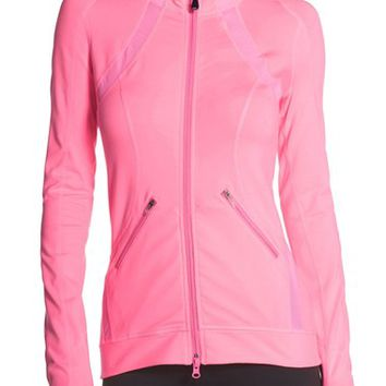 Zella 'Motivation' Zip Front Jacket | Nordstrom