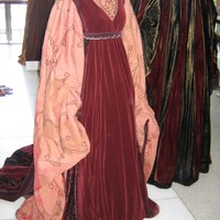 Lady Capulet's Dress from Zeffirelli's Romeo and Juliet