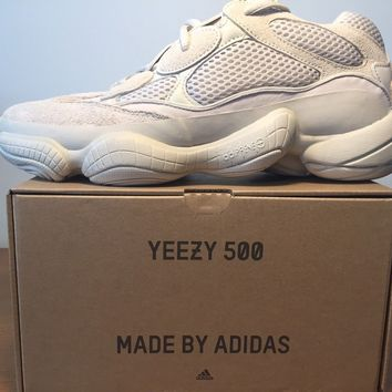 Adidas Yeezy 500 BLUSH - Desert Rat from Yeezy Supply- Size: 10