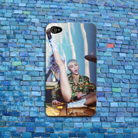 Miley Cyrus iPhone Case Funny Dance Stage Music iPhone Case Custom Phone Case iPhone 4 iPhone 5 iPhone 4s iPhone 5s iPhone 5c Cover