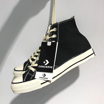 Converse Classic Trending Women Men Casual High Tops Canvas Flat 30ffd3a09