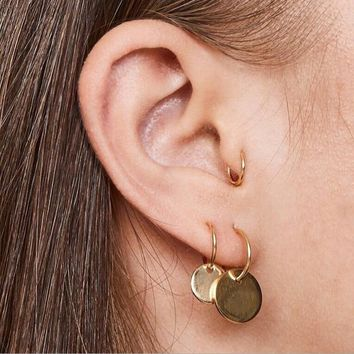 b795271f1 6 Pcs/set Men Women Ear Clip Cuff Wrap Earrings Fashion Helix Ca