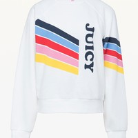 JXJC Juicy Rainbow Terry Pullover