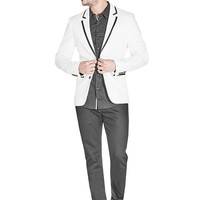 Ralston Chino Blazer at Guess