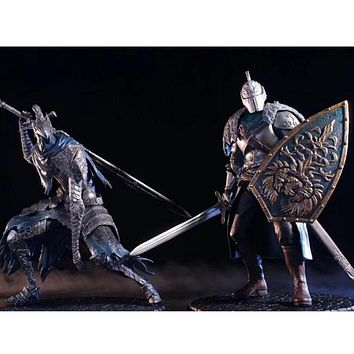 2 Styles Dark Souls Faraam Knight / Artorias The Abysswalker PVC Action & Toy Figures