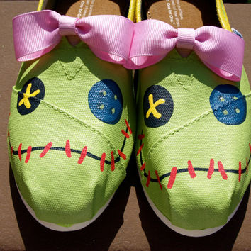 KOOAK Kustoms Disney Scrump-Inspired Toms Flats