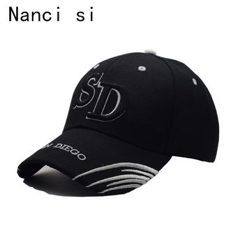 Trendy Winter Jacket 2017 Black Cap San Diego New York Baseball Cap Snapback Caps Casquette Hats Fitted Casual Gorras Hats For Men Women Unisex AT_92_12