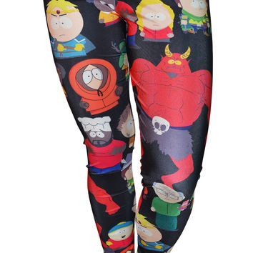 South Park Leggings Design 541
