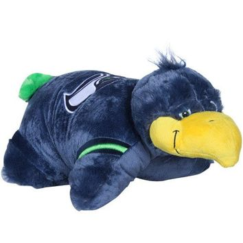 Seattle Seahawks Mascot Pillow Pet