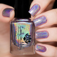 Emily de Molly Flatline Nail Polish