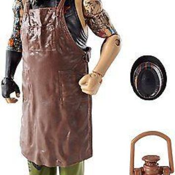 WWE Bray Watt + Apron, Latern, Hat Action Figure Elite Series 36 Mattel Toy NEW