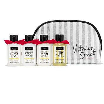 Coconut Milk Holiday Travel Set - Victoria's Secret - Victoria's Secret