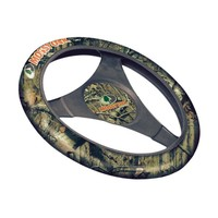 Mossy Oak Camo Neoprene Steering Wheel Cover