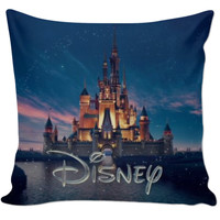 Disney Castle Pillow