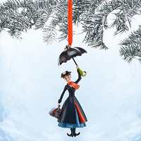 Mary Poppins Sketchbook Ornament - 50th Anniversary