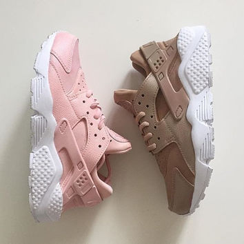Pink Beige Huaraches(Women) from IntactRosheRun on Etsy  972cc4781