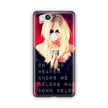 The Pretty Reckless Quotes Google Pixel 3 XL Case | Casefantasy