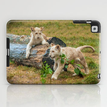IT'S MY BRANCH iPad Case by catspaws