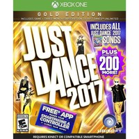 Just Dance 2017 Gold Edition (Xbox One) - Walmart.com