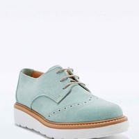 Deena & Ozzy Jack Thick Sole Brogue in Mint - Urban Outfitters