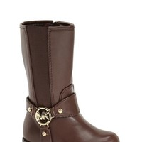 Girl's MICHAEL Michael Kors 'Emma Tessa' Riding Boot,