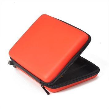 Top Selling EVA Protector Hard Case and Hard Cover for Nintend o 2DS 2DS Game Card Shell 4 Colors for Choice