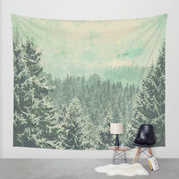 Fading dreams Wall Tapestry by HappyMelvin | Society6
