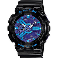 G-Shock XL Big Face Combi Watch - Black