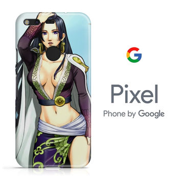 Anime One Piece Boa Hancock Google Pixel XL Phone 3D Case