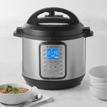 Instant Pot Duo Plus80 9-in-1 Multi-Use Programmable Pressure Cooker, 8QT