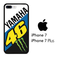 New Rossi Yamaha 46 The Doctor Energy For iPhone 6 6s 6 6s+ 7 7+ 8 8+ X Samsung