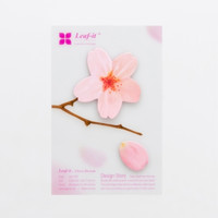 Medium Cherry Blossom Sticky Note
