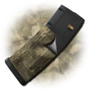 AR-15 Mag Skin Camouflage Wrap - 3 Pack