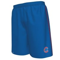 Majestic Chicago Cubs Rush to Victory Mesh Shorts - Men