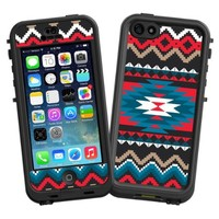 """Folk Tribal """"Protective Decal Skin"""" for LifeProof nuud iPhone 5 Case"""