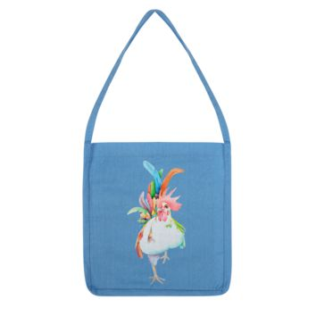 Cocky Rooster Classic Tote Bag